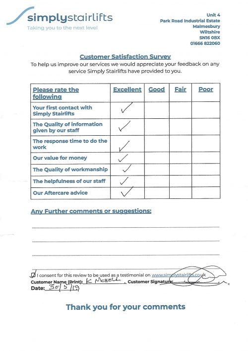 Nicholls_Customer_satisfaction_survey